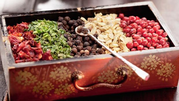 Las especias son grandes protagonistas en la gastronomía africana