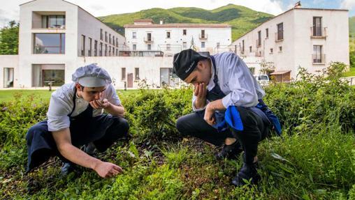 La huerta de Casadonna, complejo situado en una de las regiones más verdes de Italia