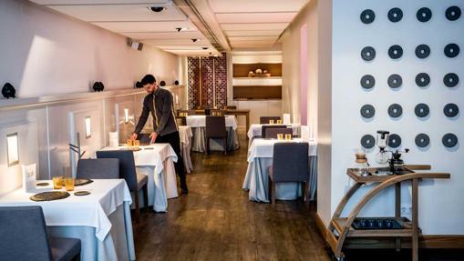 El restaurante Punto MX recrea la despensa mexicana en un huerto en Segovia