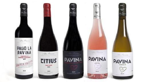Alta Pavina, la marca española que produce Pinot Noir