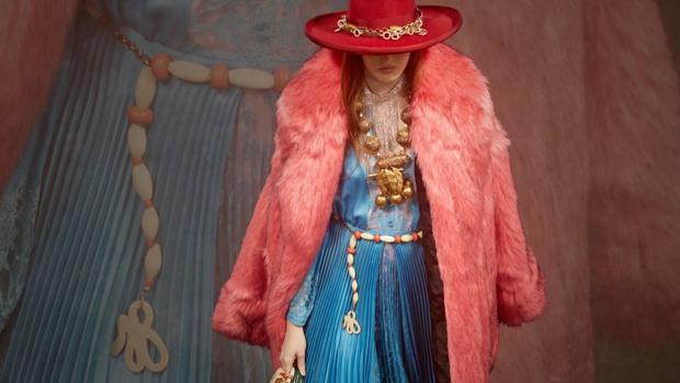 Imagen del desfile de Gucci primavera/ verano 2019