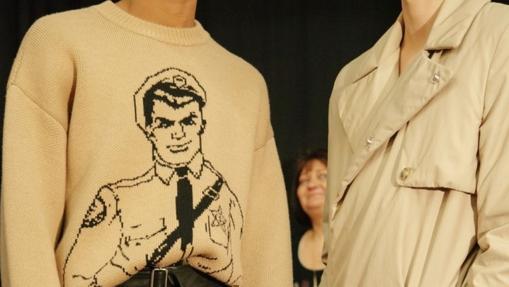 JW Anderson lleva el mundo del cómic a sus jerséis