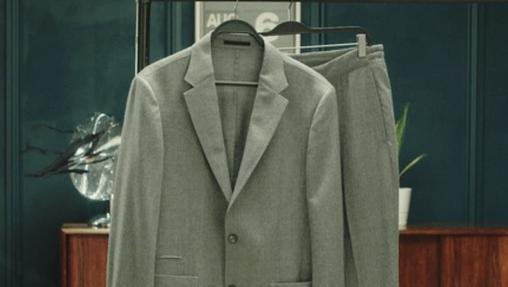 El primer traje de Zegna que se lava en casa