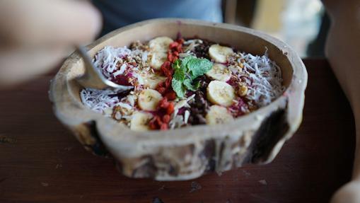 Aparte de ser atractivos, los «smoothie bowls» son nutritivos y saludables