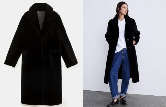 0b8bf81e5cfcc El abrigo más caro de Zara cuesta 499 euros