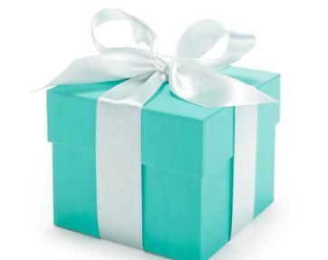 Tiffany, uno de los envoltorios de lujo más conocidos del mundo
