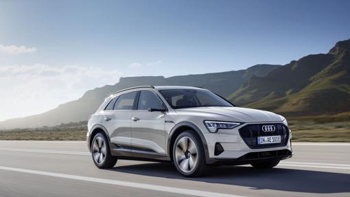 Audi e-tron quattroz