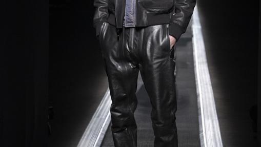 Pantalones de piel, Dior otoño-invierno 2019/ 2020