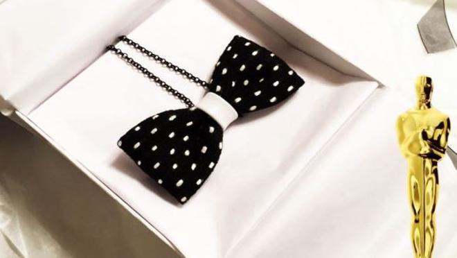 Pajarita de alta costura de la marca ZuZu Kim