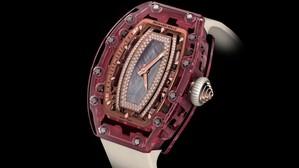 Un reloj con zafiros de casi un millón de euros