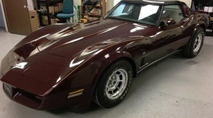 Un icónico Corvette escondido durante 4o años sale a la venta