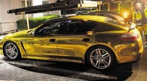 El peligroso coche de lujo retirado de la circulación