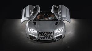 El nuevo Hispano Suiza, un coche de lujo español de 1,5 millones