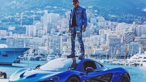 El deportivo de 1,9 millones que Hamilton ha paseado por Mónaco