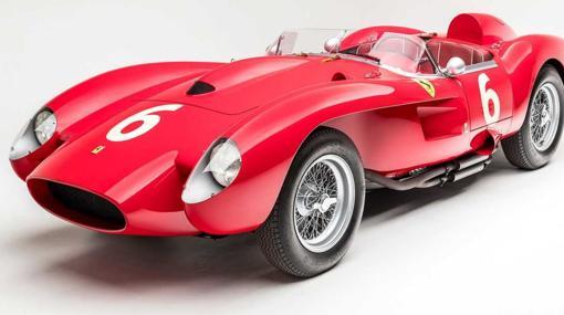 Ferrari 250 Testa Rossa Prototype