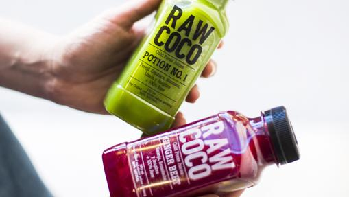 El zumo 'Potion N1' de RawCoco