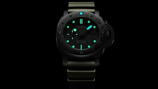Reloj Sumersible Marina Militare Carbotech 47 mm