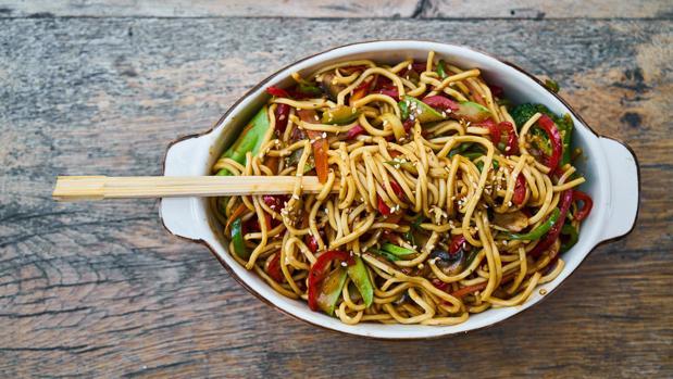Los ingredientes asiáticos han llegado para quedarse