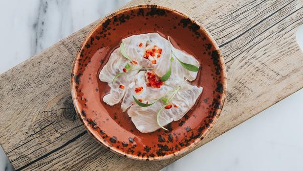 El ceviche es un plato ligero, fresco y saludable