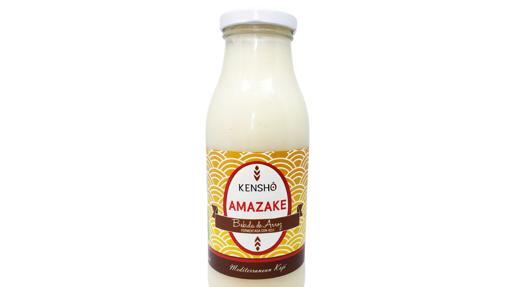 El amazake es una bebida y comida japonesa a base de arroz