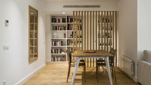 Una biblioteca es una estancia imprescindible para el ávido lector