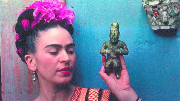 Pagan 5 millones de euros por un cuadro desconocido de Frida Kahlo
