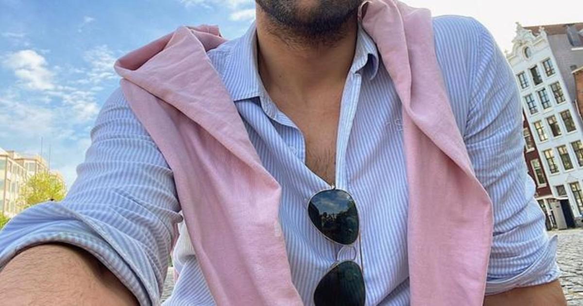 La camisa reina del armario masculino y los colores más