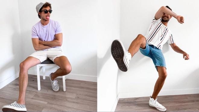 El calzado deportivo, tu aliado para reinventarlas