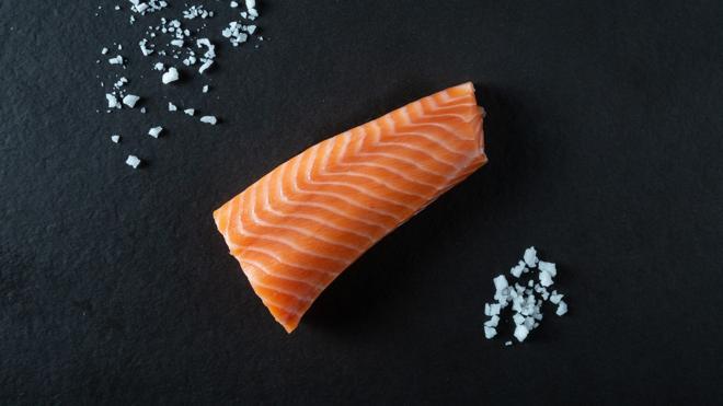Salmon has many nutritional benefits