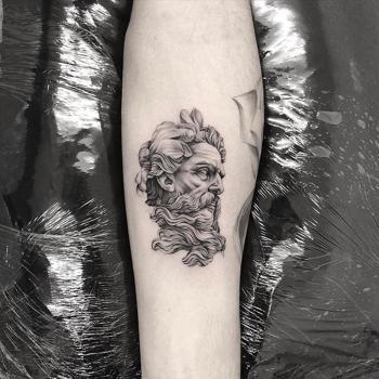 Tatuaje con tinta vegana