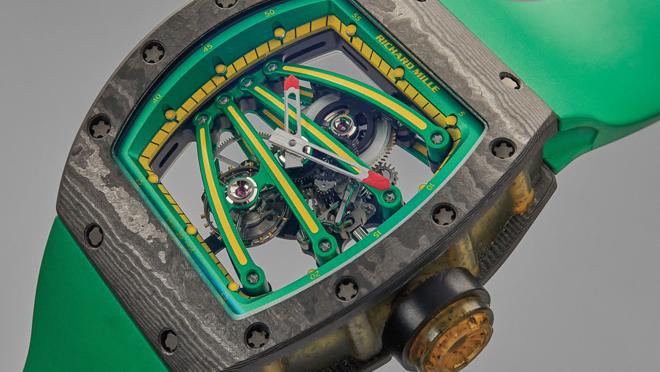 Modelo Richard Mille RM 59 - 01
