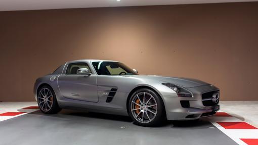 Modelo Mercedes Benz SLS AMG