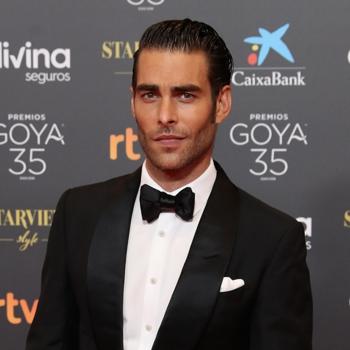 Jon Kortajarena en los Goya 2021