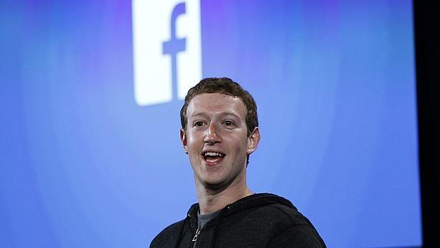 Mark Zuckerberg, CEO de Facebook