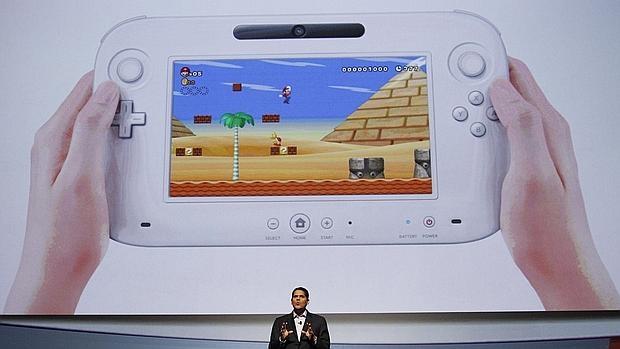 Nintendo, en 2011, durante la presentación en la feria E3