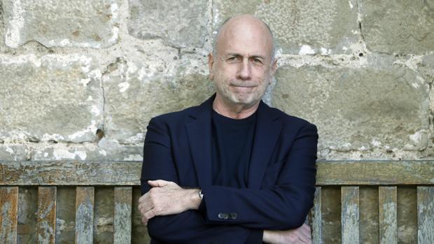 Ken Segall, exidirector de Apple, durante una entrevista
