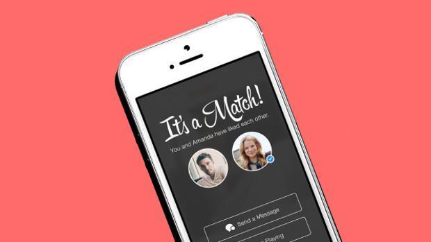 Tinder, la aplicación de citas