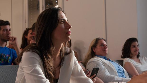 Soledad Antelada, ingeniera informática en ciberseguridad
