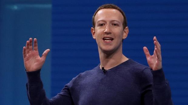 Mark Zucklerberg, funador de Facebook
