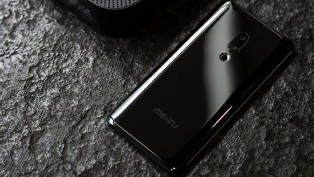 Detalle del Meizu Zero, el nuevo móvil de la firma china