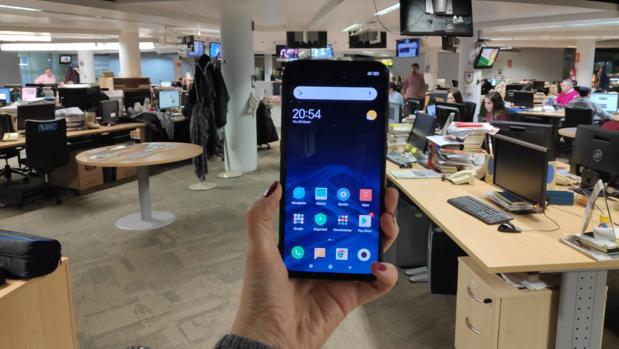 Detalle del Xiaomi Mi 9, nuevo terminal de la firma china