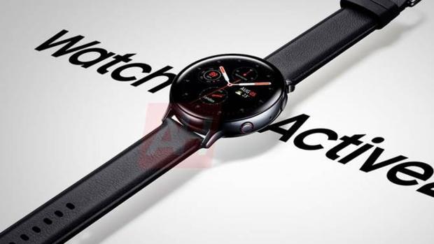 Imagen filtrada del nuevo «smartwatch»