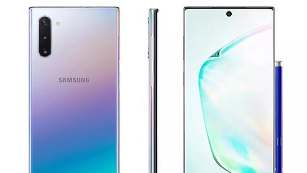Samsung Galaxy Note 10: presentación en directo y en streaming desde Nueva York