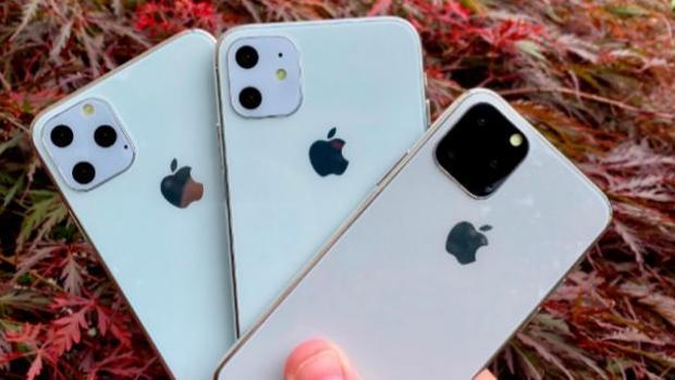 Imagen filtrada de los nuevos iPhone