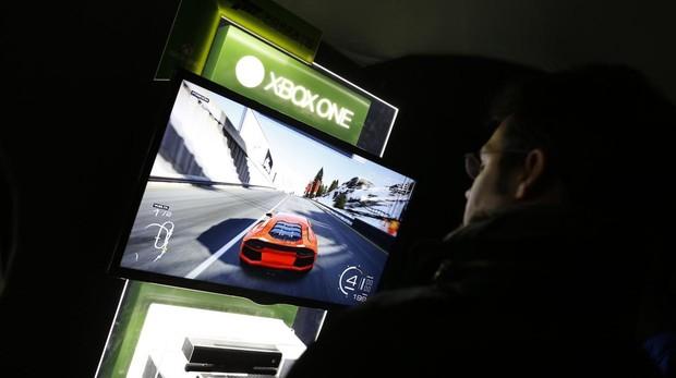 Imagen de archivo de la presentación de Xbox One