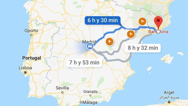 Google Maps: cómo avisar de un accidente de tráfico o de un radar móvil