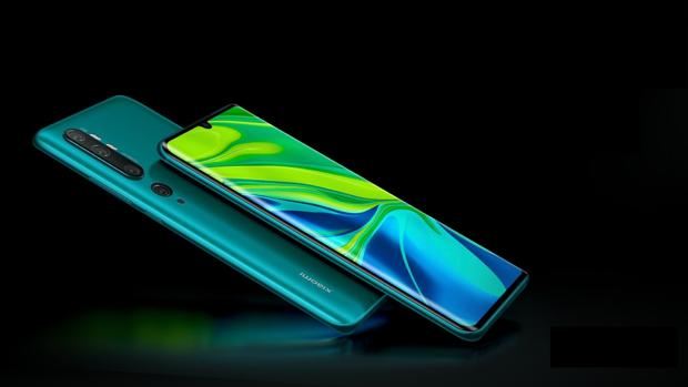 Xiaomi Note 10: la primera pentacamara móvil de 108 megapixeles