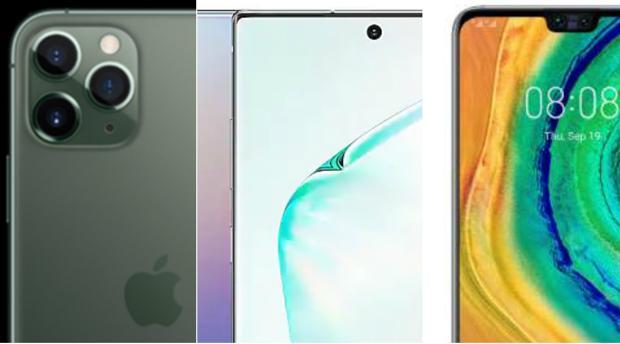 Los mejores smartphones de 2019