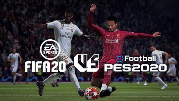 La pregunta del millón: ¿Fifa 20 o PES 2020?