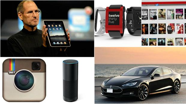 La tecnología que nos dejó la década (y sin la que ya no podemos vivir)